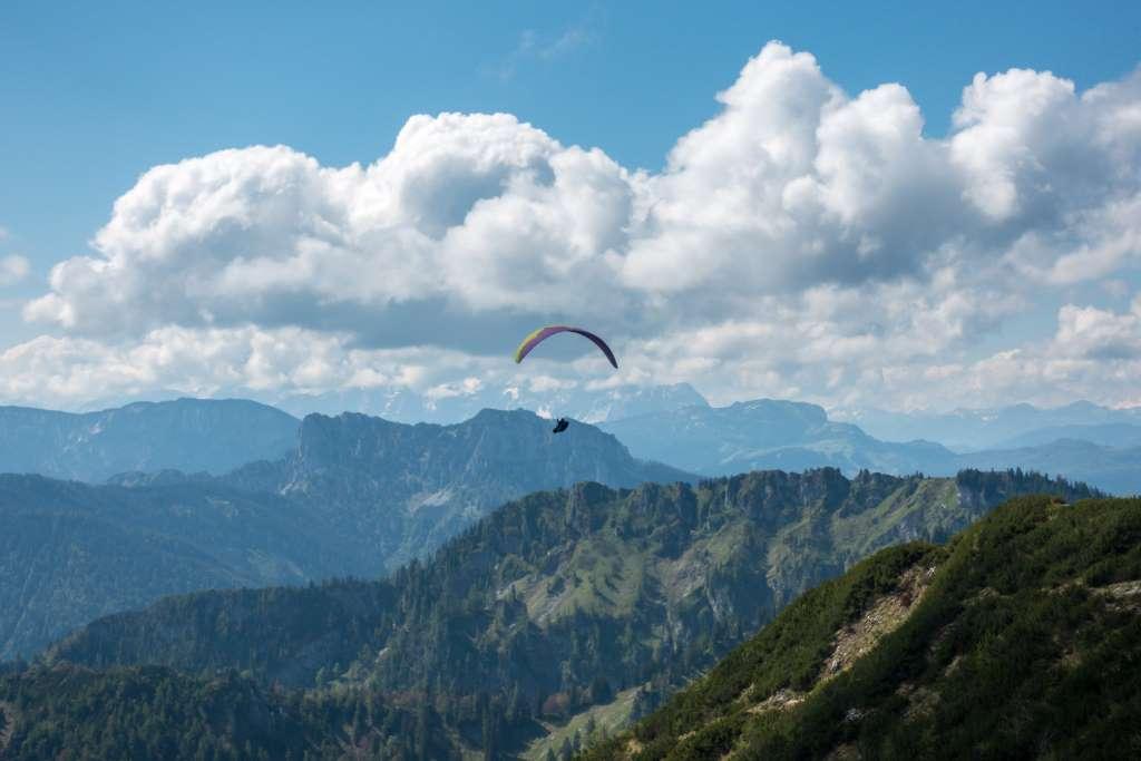 Aussicht Hochfelln Chiemgau