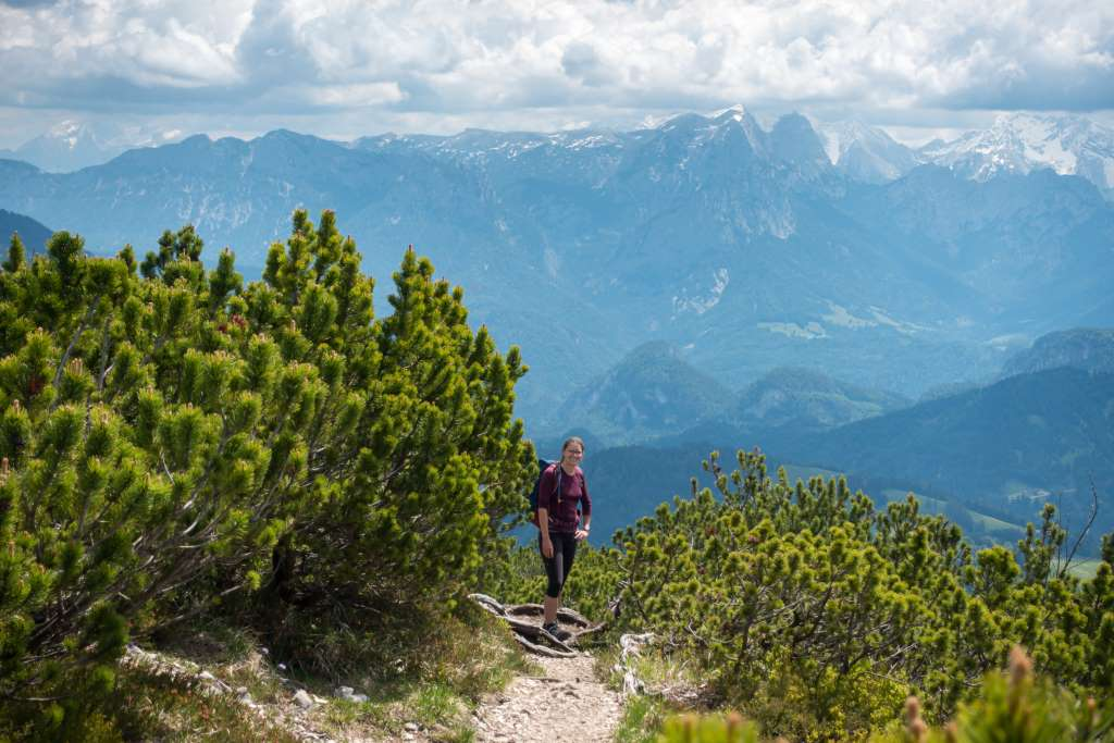 Aussichtsreiche Wanderung Dürrnbachhorn