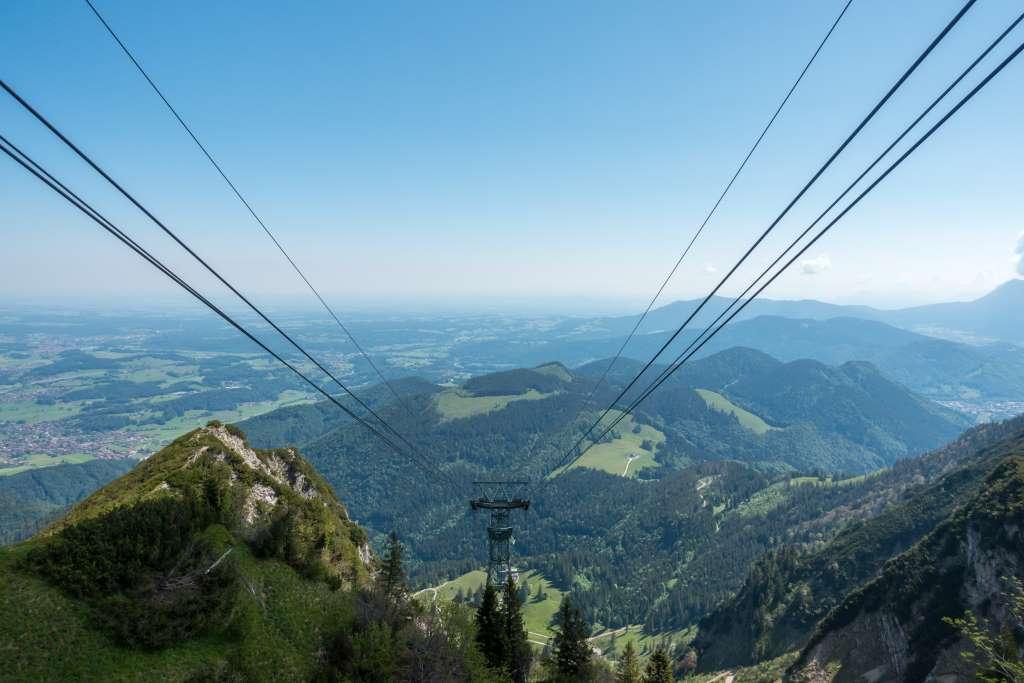 Chiemsee Hochfelln Bergbahn