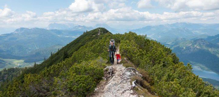 Der Chiemsee: Wandern mit Kindern in den Chiemgauer Alpen – 5 Tourenvorschläge