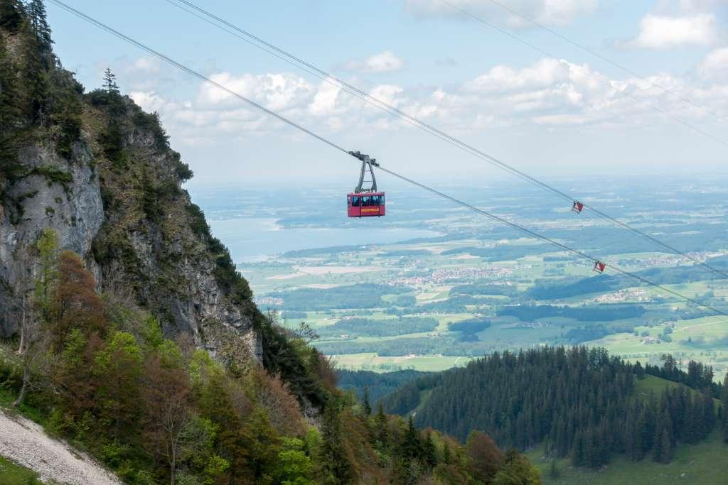 Hochfelln Bergbahn