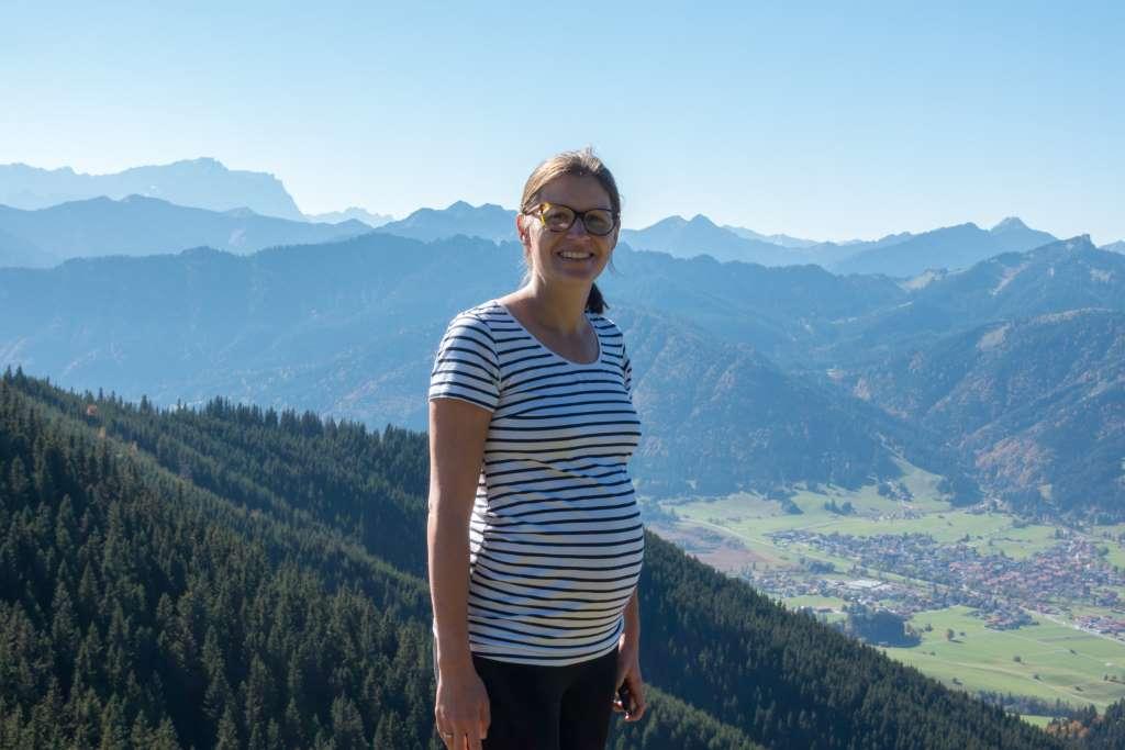 Schwanger Wandern Alpen