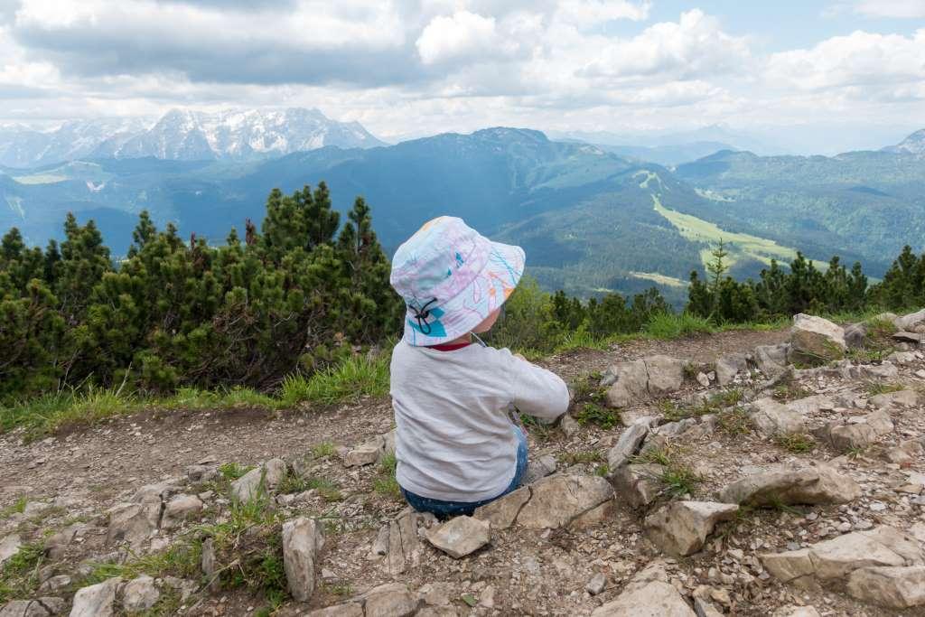 Wandern Chiemgau Dürrnbachhorn