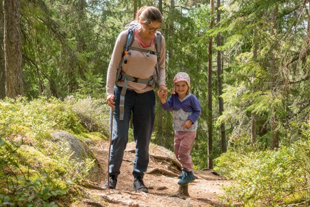 Wandern mit Kindern Motivationtricks