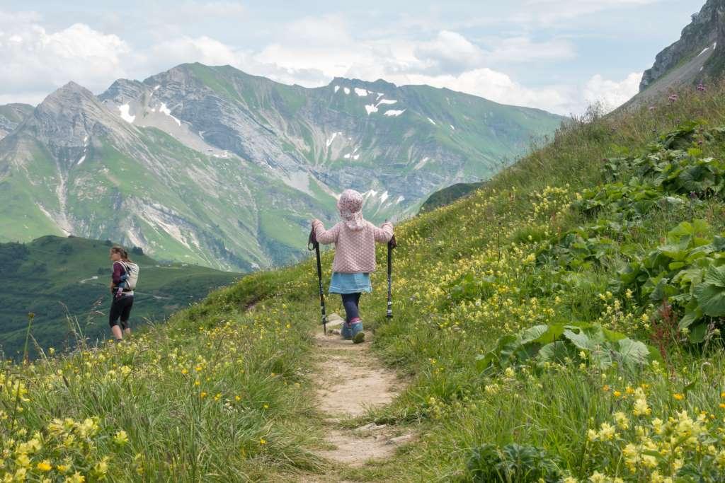Wanderstöcke für Kinder
