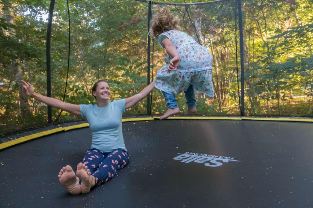 Familienurlaub Lachen ist gesund