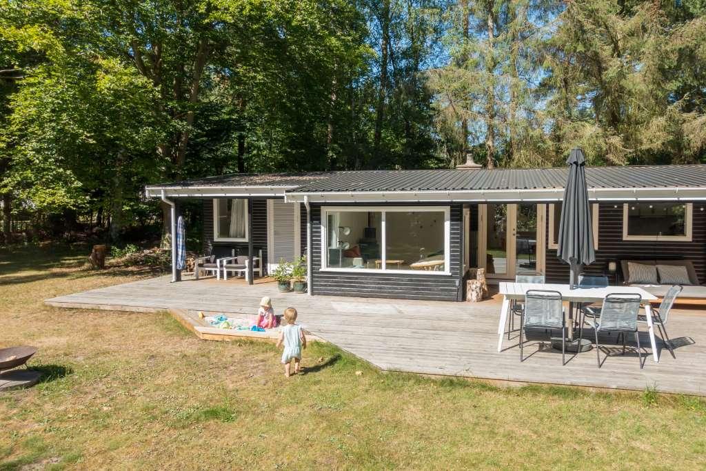 Ferienhaus an der Ostsee in Dänemark