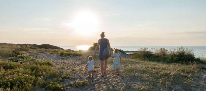 Sommerurlaub mit Kindern: 10 Tipps für einen entspannten Urlaub mit kleinen Kindern