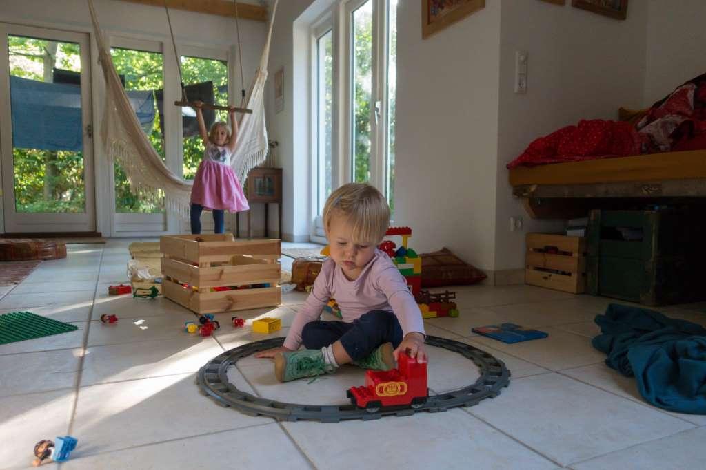 Spielsachen Ferienhaus Dänemark