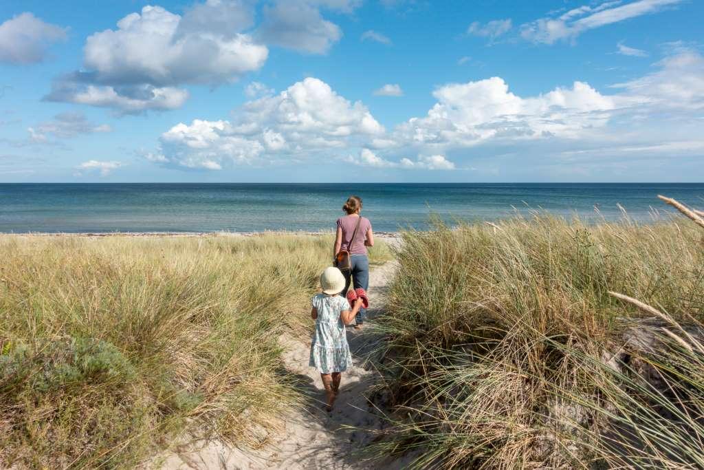 Strand Dänemark Marielyst