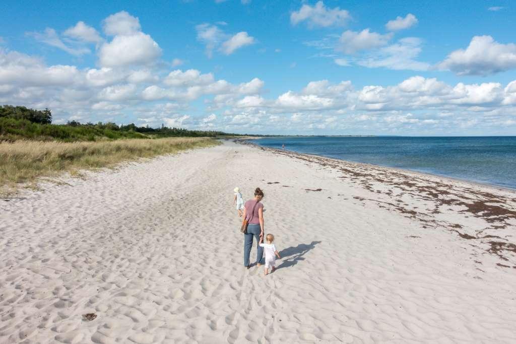 Urlaub an der Ostsee in Dänemark Marielyst