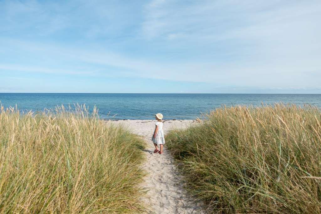 Urlaub mit Kindern an der Ostsee in Dänemark
