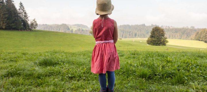 Wandern mit Kindern im Allgäu – 5 Wanderungen rund um Scheidegg