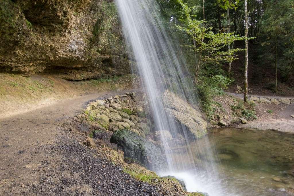 Wasserfall Scheidegg Allgäu