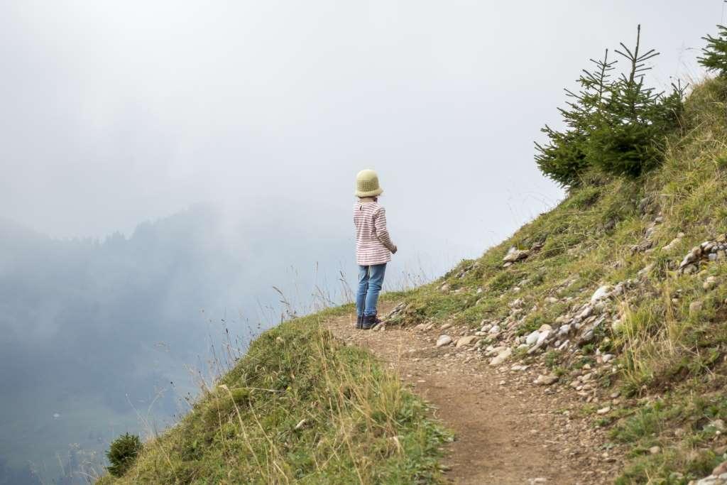 Allgäu Wandern mit Kindern Hochgrat