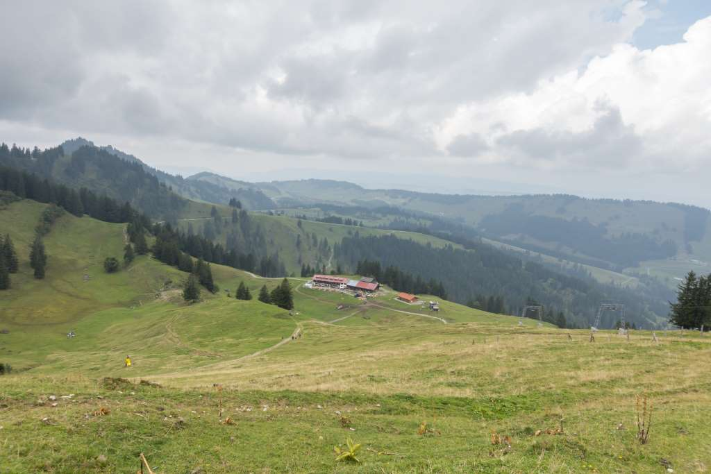 Berggasthof Falkenhütte Allgäu