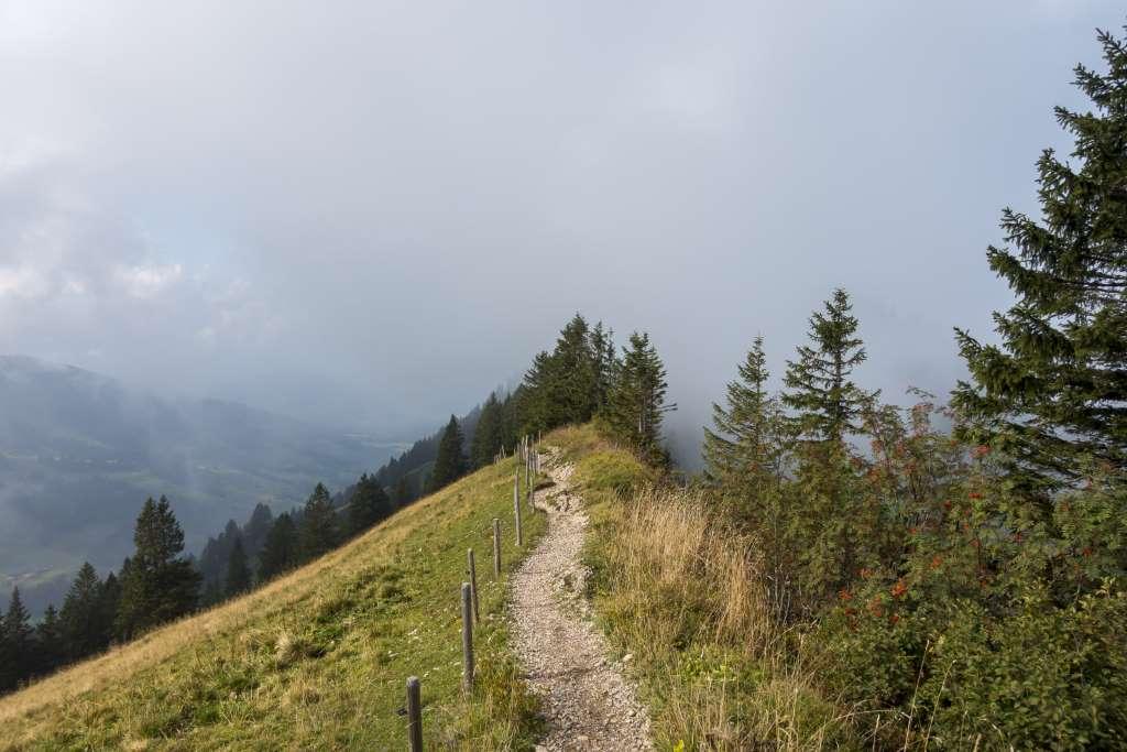 Premiunwanderweg Luftiger Grat Allgäu
