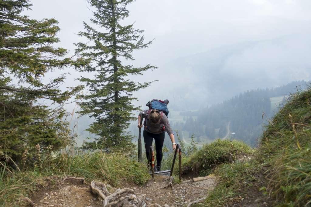 Wandern Allgäu Hochgrat