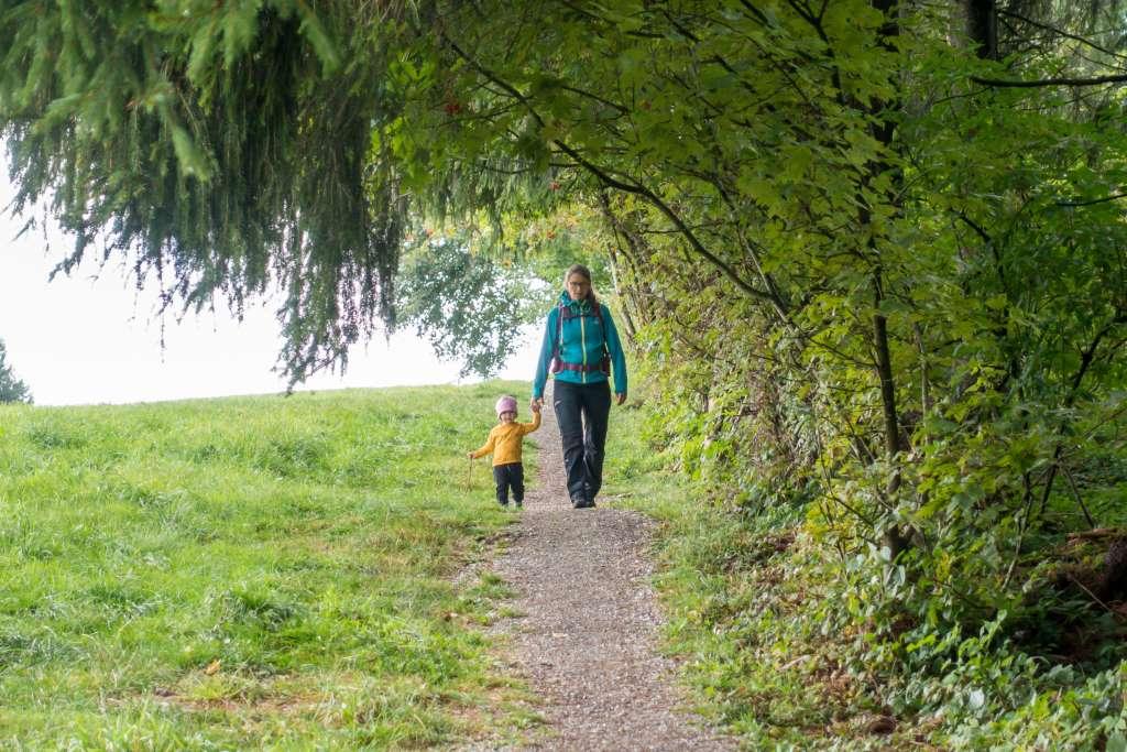 Wandern mit Kindern Allgäu Grenzerweg