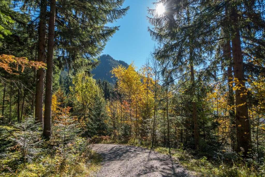 Wanderung Breitestein Mangfallgebirge
