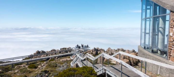 Tasmanien Reise – Highlight Mount Wellington: Alle Infos & Tipps für Deinen Besuch