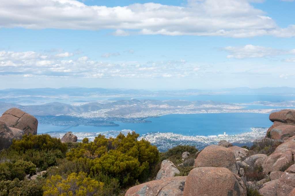 Tasmanien kunanyi/Mount Wellington