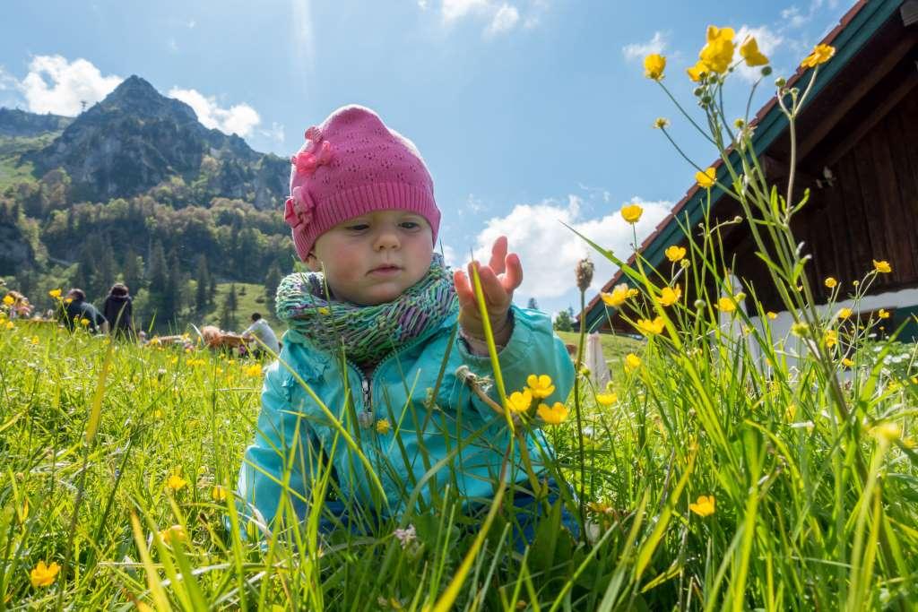 Geschenktipps Kinder Berge Natur