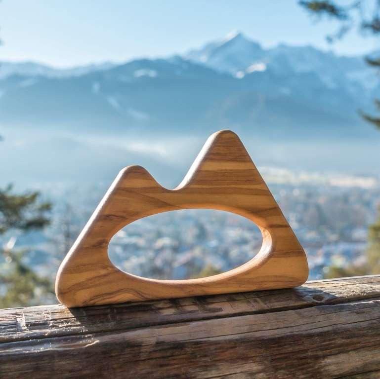 Berge Holz Spielzeug