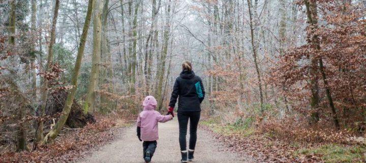 Beschäftigung für Kinder draußen im Winter – 10 Ideen für spannende Spaziergänge