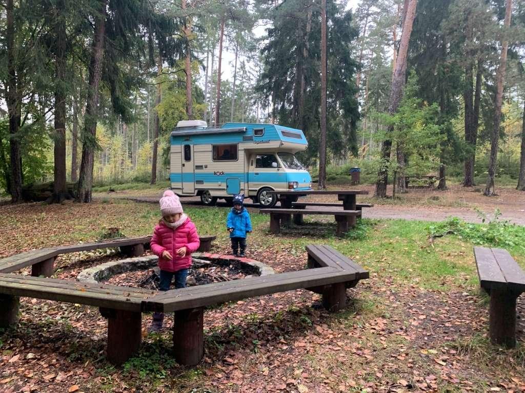 Campingurlaub Kinder Stellplätze