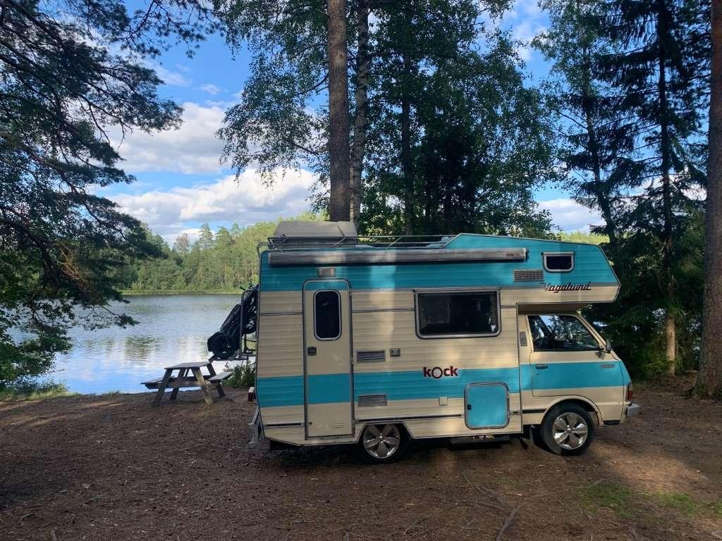 Campingurlaub Tipps mit Kindern