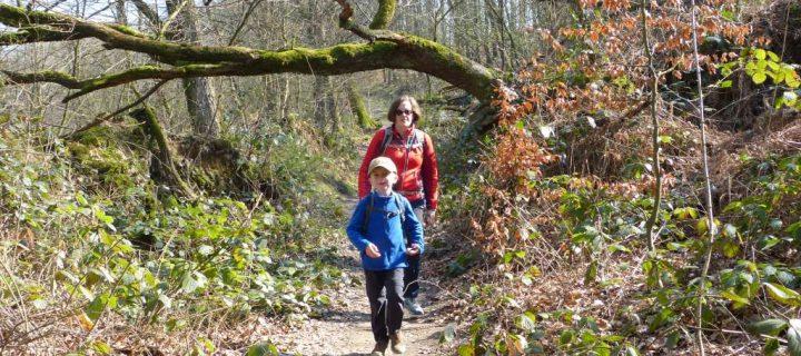 Wandern im Ruhrgebiet mit Kindern
