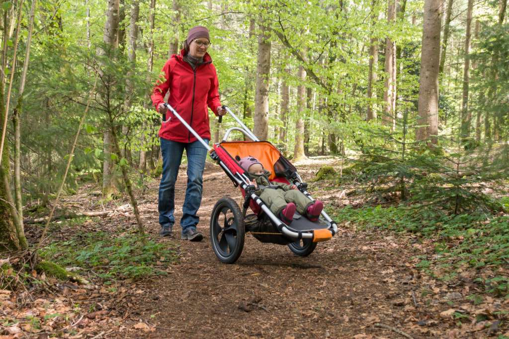 Test Outdoor Kinderwagen Hike Kid
