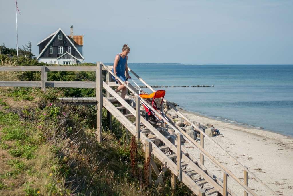 Urlaub Dänemark mit Kinderwagen