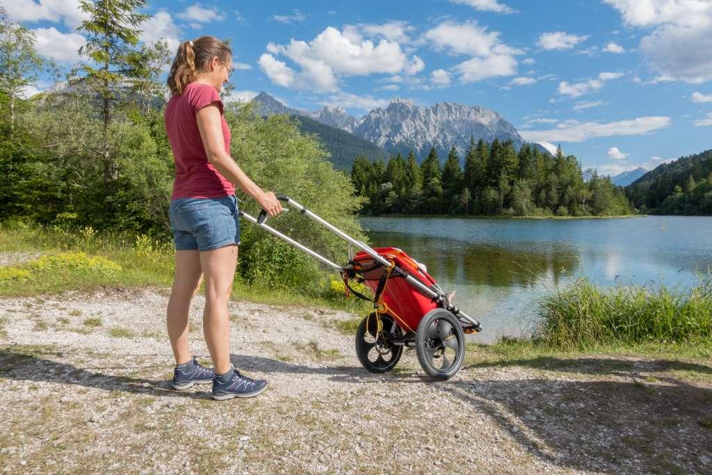 Wandern mit dem Hike Kid Erfahrungsbericht
