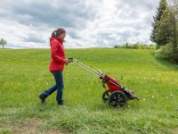 Outdoor Kinderwagen: Der bergtaugliche Outdoor Kinderwagen Hike Kid im Test