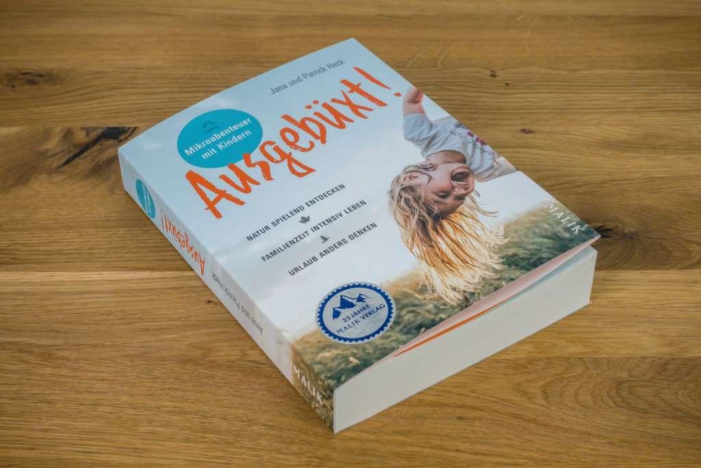 Augebüxt Buch Mikroabenteuer mit Kindern