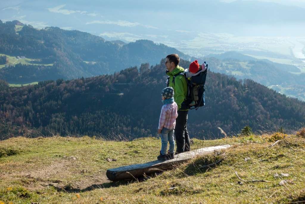 Mit Kindern nachhaltig wandern einfache Tipps