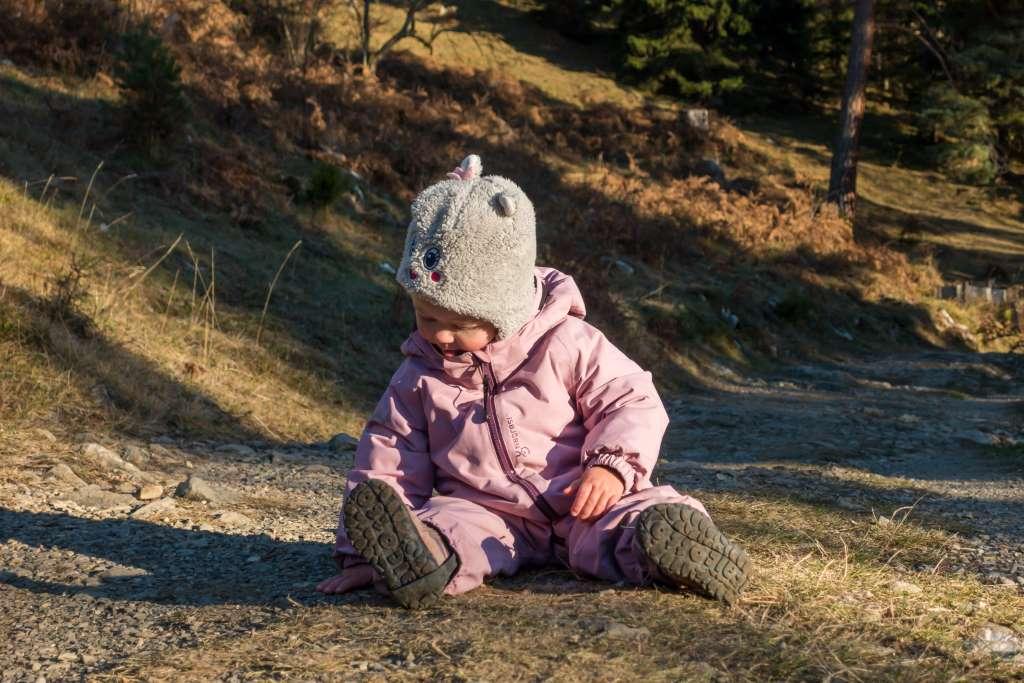 Nachhaltig Wandern mit Kindern Ausrüstung