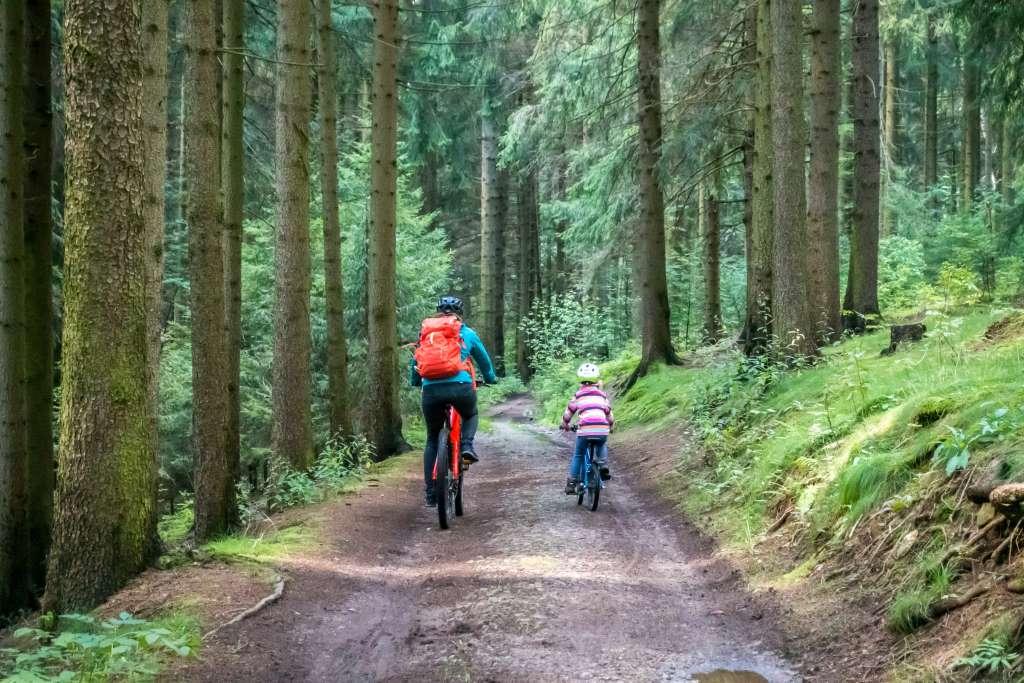 Blockline Bike-Abenteuer